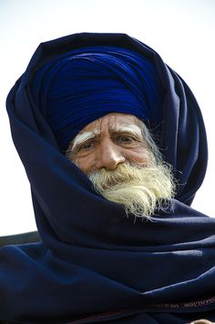 Sikh from the Punjab, India