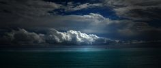 Horizon - clouds at horizon... Photography by Can Onay