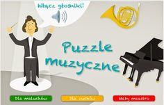 Tablica interaktywna w naszej klasie: Muzyka
