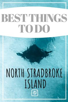 North Straddie Island is one of the best islands in Queensland. Check out this epic list of the best things to do on Stradbroke Island. Coast Australia, Queensland Australia, Australia Travel, Travel Guides, Travel Tips, Travel Destinations, Largest Sea Turtle, Great Whale, Stradbroke Island