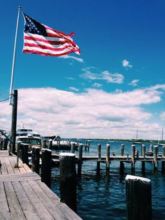 Payne's Dock, Block Island I Love America, God Bless America, American Pride, American Flag, A Lovely Journey, Les Kennedy, Southern Pride, Sea To Shining Sea, Home Of The Brave
