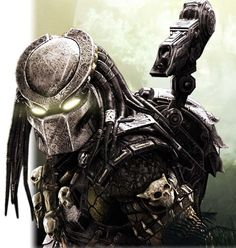 Predator ...One of the Manliest Movies ever