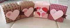 Valentines Origami Box