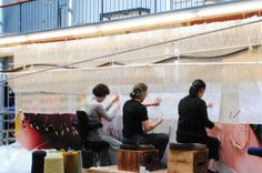 The Weaving Team | Dovecot Studios