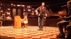 Arthur Darvill performing Falling Slowly. I will never get sick of watching this, ever. Beautiful.