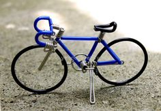 WHOLESALE Wire Bicycle Aluminium Wire Art Sculpture by YesCool