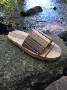 Picture of Wood Sandals
