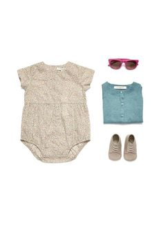 Summer playsuit - Caramel Baby Child