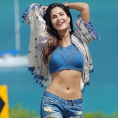 Katrina Kaif's still from 'Sau Aasmaan' song of 'Baar Baar Dekho'