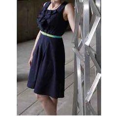 PIF free pattern Dress summer sleeveless  sewing fashion desiger pattern PDF. $0.20, via Etsy.