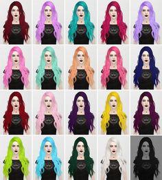 xxxxxx: Newsea`s Titanium hairstyle retextured • Sims 4 Downloads