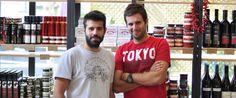 ΕΡΓΟΝ: Το παντοπωλείο-μεζεδοπωλείο από τη Θεσσαλονίκη που έφτασε μέχρι τις Βρυξέλλες