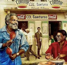 "Nothing like hanging out by the ""tiendita"" or ""bodega"" Puerto Rico Island, Puerto Rico Food, San Juan Puerto Rico, Puerto Rican Music, Puerto Rican People, Puerto Rico History, Salsa Music, Puerto Rican Culture, Best Duos"