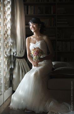 Wedding bouquet / Букет невесты