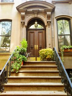 Here lived Carrie Bradshaw - NYC