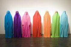 United Colors of Burqa #burkaswag #burqa