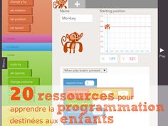 ressources-programmation Serious Game, Stem Steam, Birthday Party Games, Digital Marketing Strategy, Do You Really, Google Classroom, Search Engine Optimization, Games For Kids, Internet Marketing