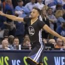 Curry hits winning 3 sets record as Warriors beat Thunder (Yahoo Sports)