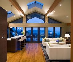Lights for sloped ceilings lights for vaulted ceilings shocking stuning living room with vaulted ceiling aloadofball Images