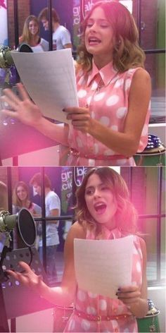 Violetta singing in Saison 2 ❤❤✔