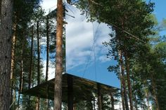 Sweden's Treehotel Now Selling Stunning Mirrorcube Treehouses | Inhabitat - Sustainable Design Innovation, Eco Architecture, Green Building