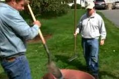 Learn how to remove crabgrass with with TOH TV's landscape contractor Roger Cook | thisoldhouse.com