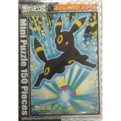 Pokemon 2013 Umbreon 150 Piece Mini Puzzle