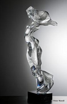 Artist - Peter Mandl | #artglass #palanderglass |