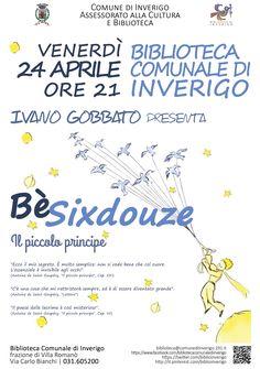 24 APRILE 2015 - IVANO GOBBATO presenta: BéSixdouze