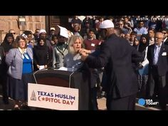 Texans Run Muslims Out Of Town And Governor And Officials Mad - YouTube
