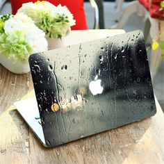 Raining Scene Vinyl Decal Sticker For Apple MacBook Air Pro 11 13 15 inch Decal for Mac Laptop Case Full Cover Skin Sticker