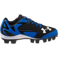 Under Armour® Boys' Leadoff Jr. Low-Top Baseball Cleats