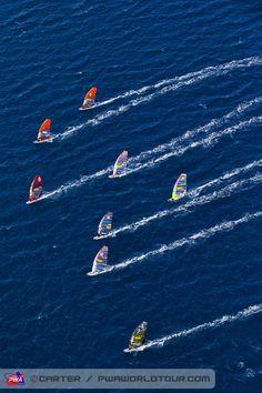 Slalom Windsurfing