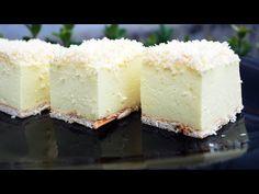 """""""Снежный пух"""". Легкий, нежный, невесомый и безумно вкусный торт. - My izumrud Quick Recipes, Quick Easy Meals, Napoleon Cake, Cheesecake, Open Recipe, Cooking Cake, Honey Cake, Cake Ingredients, Desserts"""
