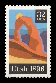 Jan. 4, 1896: #Utah enters the Union, becoming the 45th state.