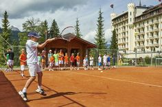 Does your child enjoy playing tennis or would like to start? Then our «Tennis and Mountain Week Stay The Night, Five Night, Leaving Party, Superior Hotel, Make Your Own Chocolate, Welcome Drink, Train Tickets, Family Affair, 16 Year Old