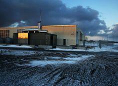 Gran mina de Bitcoins en Islandia. Reportaje del NT
