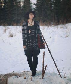 Alaskan Weredork: Shades Of Black & Gray