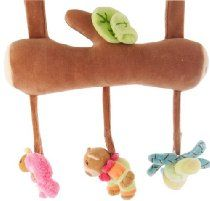 dBb-Remond 750200 Activity Trapeze with Baby Toys