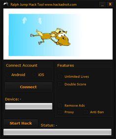Ralph Jump Hack Download - Free Cheats