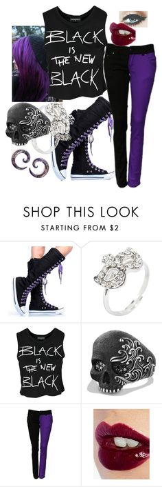 """""""Untitled #229"""" by i-m-me-5er ❤ liked on Polyvore featuring Masquerade, Sally&Circle, David Yurman and Charlotte Tilbury"""
