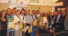 Με ιδιαίτερη επιτυχία πραγματοποιήθηκε το ΑΠανελλήνιο Σεμινάριο Βυζαντινής Μουσικής του Art & Art Magazine το Σάββατο 16 Ιουνίου 2018 στις εγκαταστάσεις του περιοδικού στον Πειραιά. Μία σημαντική πρωτοβουλία που προβάλλει και προάγει την Τέχνη και την Παράδοση της Ελλάδος. Πρωτεργάτης ο Εκδότης και Καθηγητής Νίκος Αμοργιανός. Κεντρικός Ομιλητής ο Άρχων Μαϊστωρ της Μεγάλης του Χριστού Εκκλησίας κ.Γρηγόριος Νταραβάνογλου ενώ τις Πιστοποιήσεις συνυπέγραψε και ο Επίκ.Καθηγητής Πανεπιστημίου…