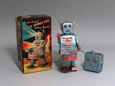 野村トーイ/日本製 MUSICAL DRUMMER ROBOT