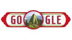 Google celebra el Día de la Independencia del Perú con 'doodle'