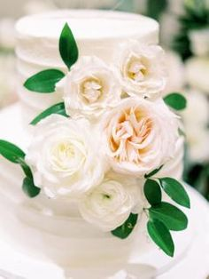 Two tier half-naked wedding cake with blush and white sugar flowers Wedding Vendors, Wedding Cakes, Vintage Wedding Theme, Botanical Wedding, Family Memories, Gorgeous Cakes, Sugar Flowers, Laguna Beach, Wedding Decorations