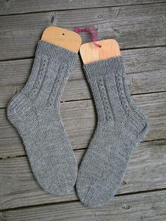 Schneemädchen : Warme Socken