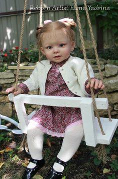 Бонечка. Куклы реборн Елены Ядриной. / Куклы Реборн Беби - фото, изготовление своими руками. Reborn Baby doll - оцените мастерство / Бэйбики. Куклы фото. Одежда для кукол