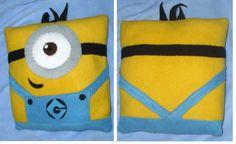 Minions Cushions-Pillows! Adorable cojín Decorativo.