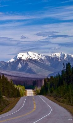 The Road to the Canadian Rockies, Kootenay National Park   23 Roads you Have to Drive in Your Lifetime