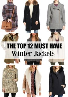 Stay warm this winter and look trendy and chic. Shop the cutest Winter Jackets of 2015 at low prices!